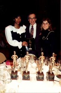 Joyce with Brad Sham and Kristi Scales
